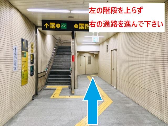 新森古市駅構内